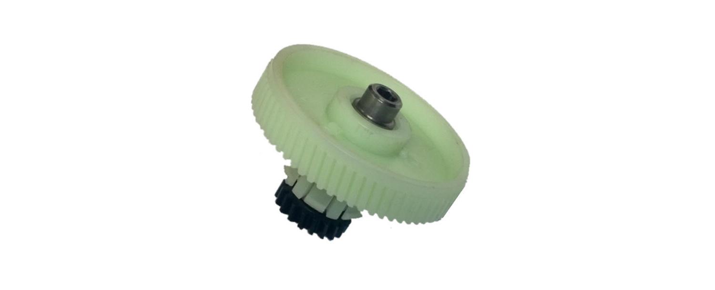 smart fortwo 450 Cabrio tetőmozgató motor fogaskerék csere képes útmutató leírás