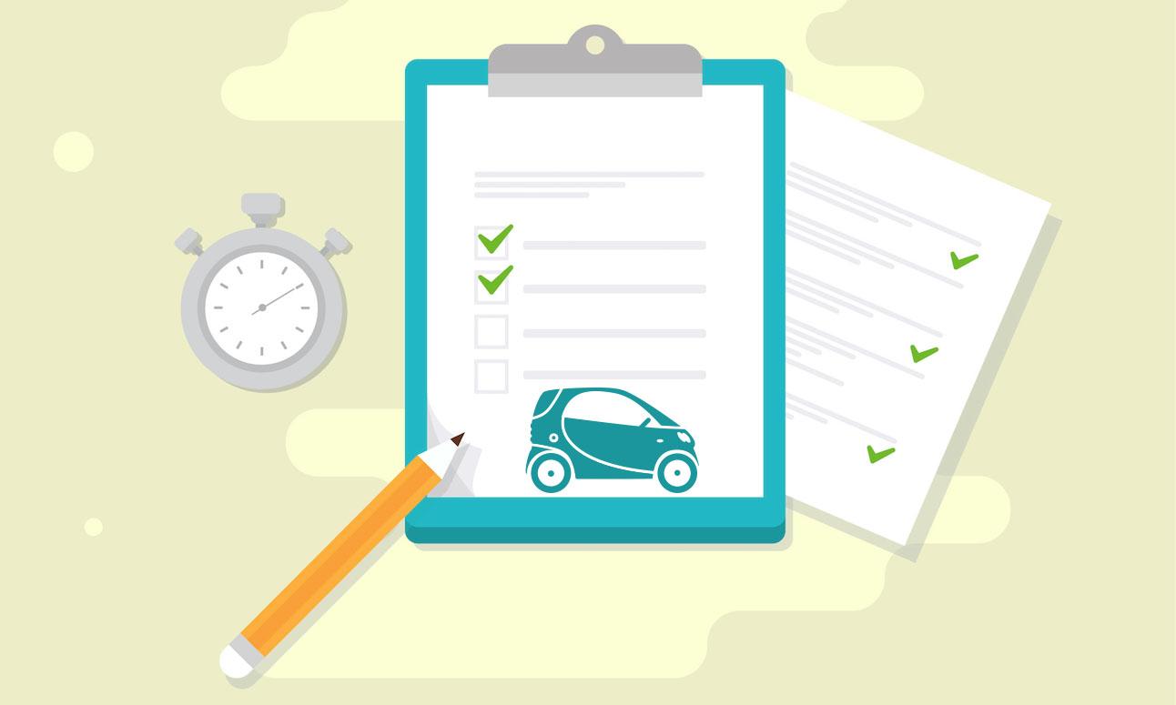 smart fortwo 450 időszakos szervizelési és karbantartási lista útmutató leírás