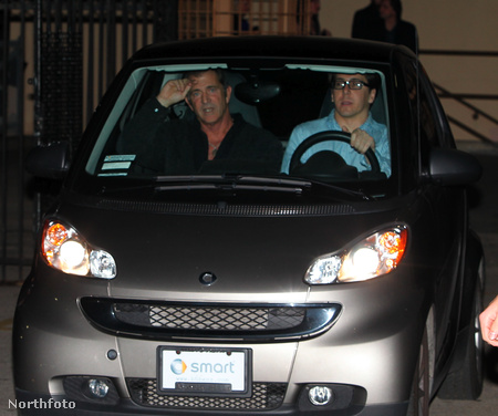 mel gibson smart fortwo 451