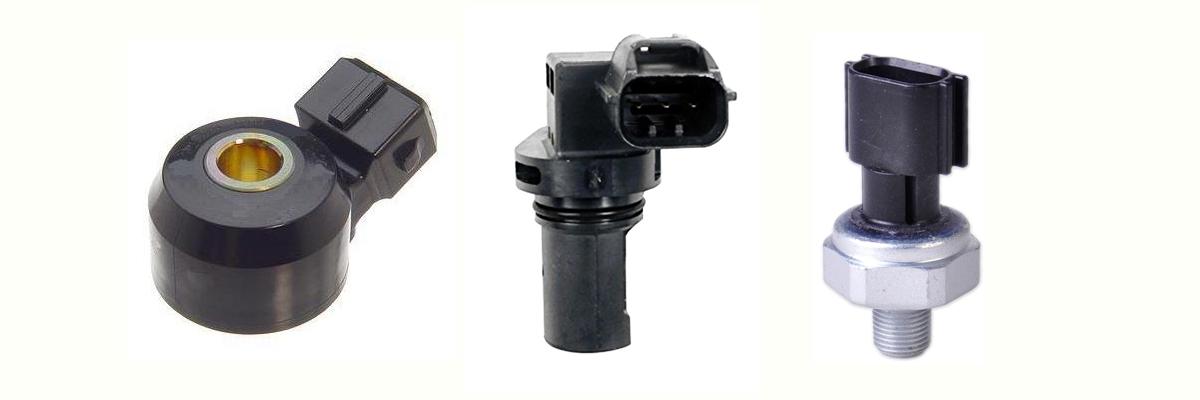 smart fortwo 451 motorvezérlő szenzorok kopogás érzékelő főtengely jeladó és olajnyomás mérő helye útmutató leírás