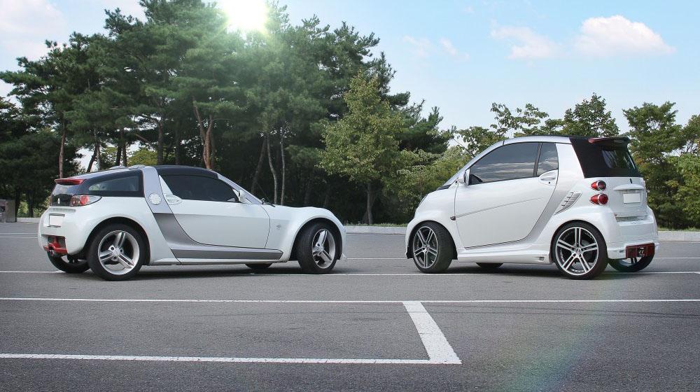 smart fortwo roadster cabrio tető javítása alkatrészek