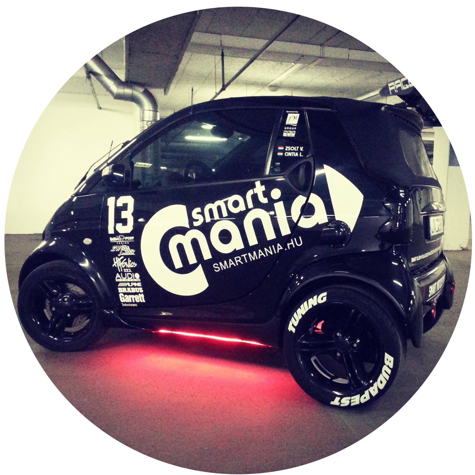smart mania club manager