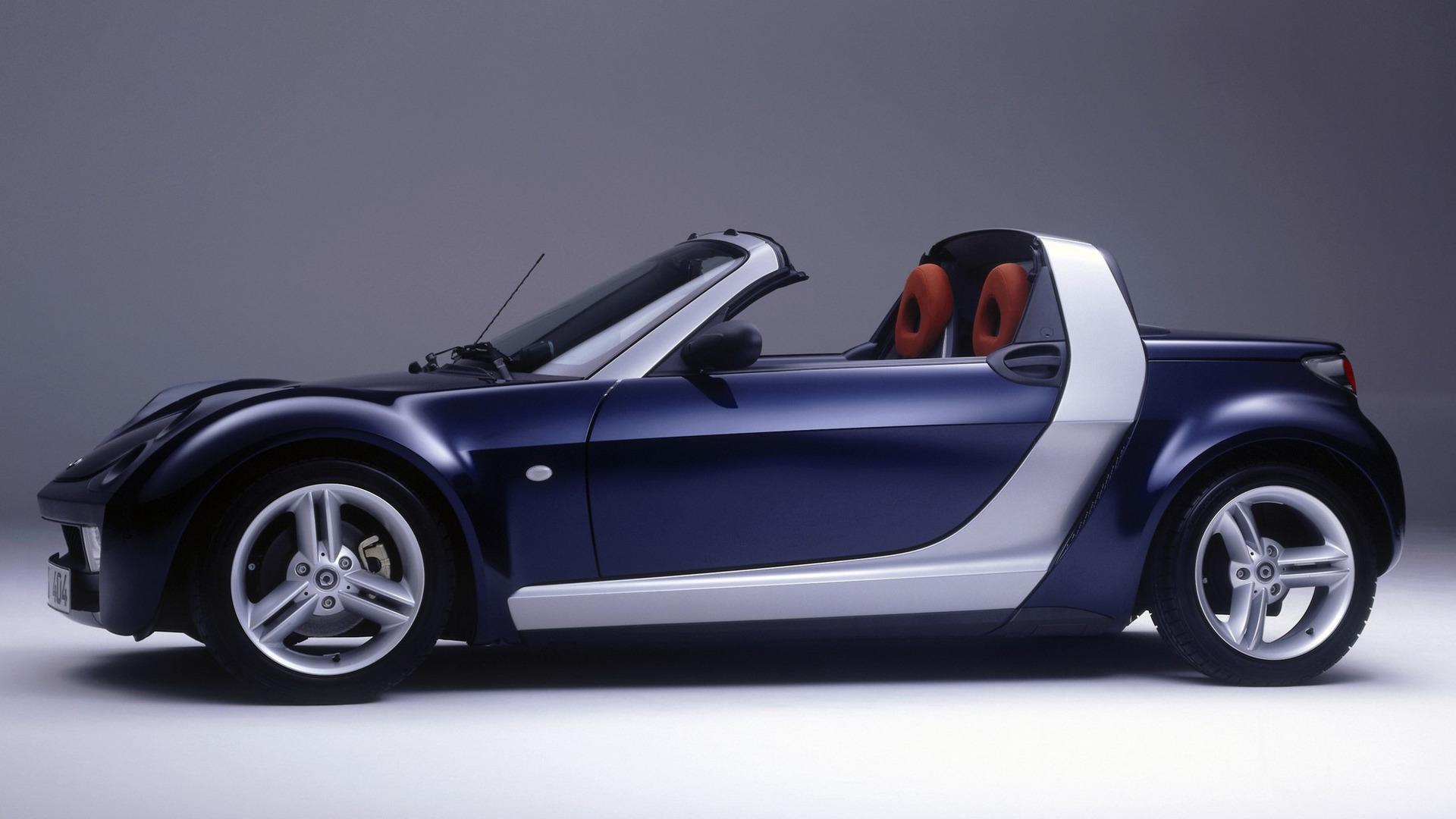 smart roadster cabrio tető javítás útmutató leírás videó