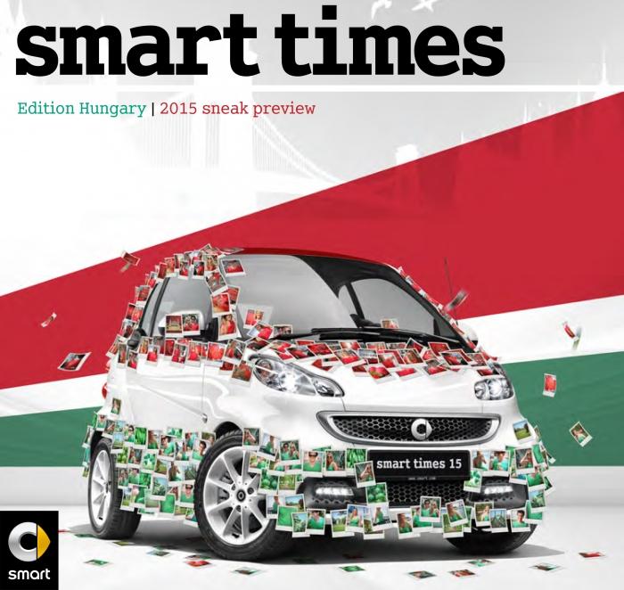 SMART TIMES 2015 - BUDAPEST